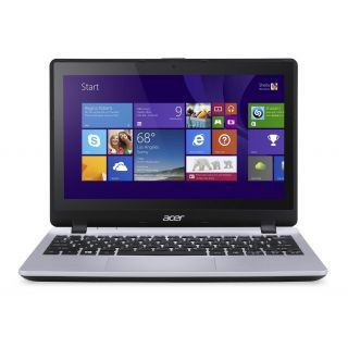 Product image of Acer Aspire V3-112P-P54R (11.6 inch Touchscreen) Notebook PC Pentium (N3540) 2.16GHz 4GB 500GB WLAN Webcam Windows 8.1 64-bit (HD Graphics) Silver