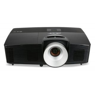 Product image of Acer X1383WH, WXGA, 3100Lm, 17000/1, DLP 3D, ECO, CBII, Zoom, 2.5Kg, EUR/UK EMEA