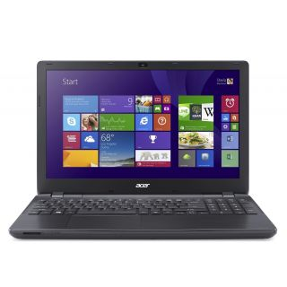 Product image of Acer Aspire E5-571 (15.6 inch) Notebook PC Core i5 (5200U) 2.2GHz 8GB 2TB DVD±RW WLAN BT Webcam Windows 8.1 64-bit (HD Graphics 5500) Black