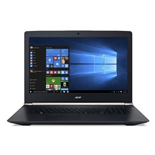 Product image of ACER NX.G6TEK.001 Acer Aspire VN7-792G 17.3 INCH FHD LCD Black Intel Core i7-6700HQ 8GB 128GB SSD + 1000 GB HDD NVIDIA GeForce GTX 960M 4GB Blu-ray Disc RE drive Windows 10 Home