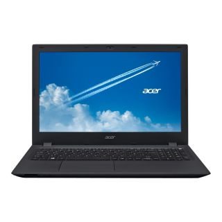 Product image of Acer TravelMate P257-M (15.6 inch) Notebook PC Core i3 (5005U) 2GHz 4GB 500GB DVD±RW WLAN BT Webcam Windows 7 Pro 64-bit+Media Upgrade to Windows 10 Pro 64-bit (HD Graphics 5500)