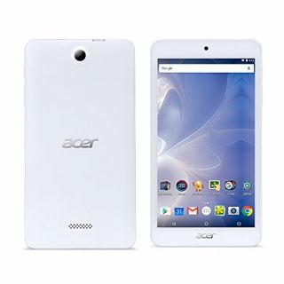 Product image of Acer Iconia One 7 B1-780 (7 inch) Tablet PC Cortex (A53) 1.3GHz 1GB 16GB WLAN BT Camera Android 6.0 Marshmallow (White)