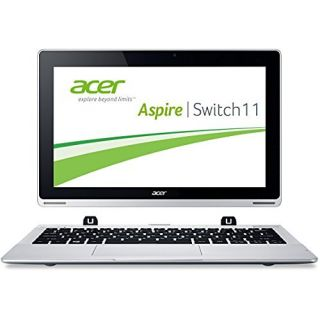Product image of ACER NT.L69EG.001 Acer Aspire Switch SW5-171 11.6 INCH 4GB 60GB Intel Core i3-4012Y (Dual Core  3M Cache  1.50 GHz) Wifi 2MP Camera Win 8.1 w Bing (GER VERSION)
