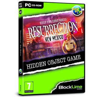 Product image of Help the Lost Souls: Resurrection New Mexico Hidden Object Game for PC (CD-ROM)