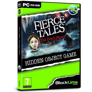 Product image of Fierce Tales: The Dog's Heart Hidden Object Game for PC (CD-ROM)