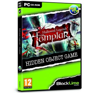 Product image of Hallowed Legends 2 The Templar Hidden Object Game for PC (CD-ROM)