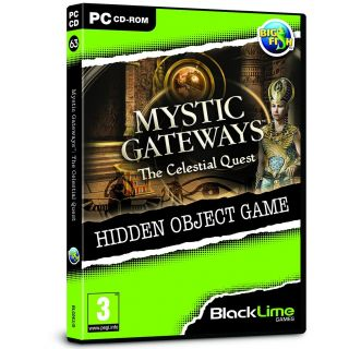 Product image of Mystic Gateways The Celestial Quest Hidden Object Game for PC (CD-ROM)