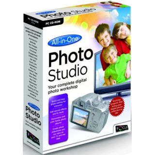 Product image of Focus Multimedia All-in-One Photo Studio