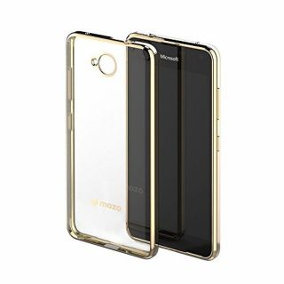 Product image of Mozo for Microsoft Lumia 650 TPU Glam Case (Gold)