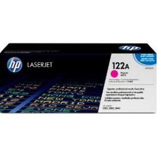 Product image of HP 122A Magenta Smart Print Cartridge (Yield 4,000 Pages) for LaserJet 2550, 2820, 2840