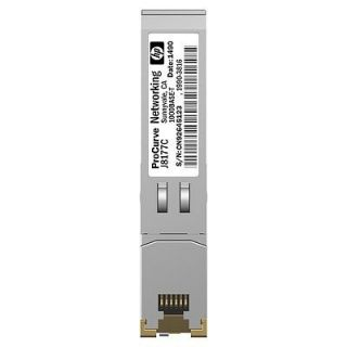 Product image of HP X120 1G SFP RJ-45 T Transceiver