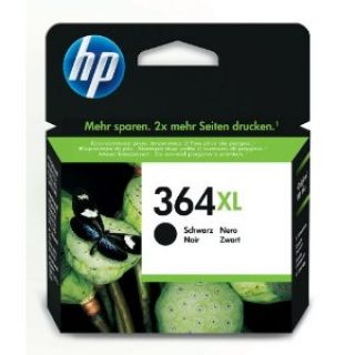 Product image of HP 364XL (Yield 550 Pages) Black Ink Cartridge for Deskjet 3070A/Officejet 4620/Photosmart 5510/5514/6510/7510/Photosmart Plus Printers