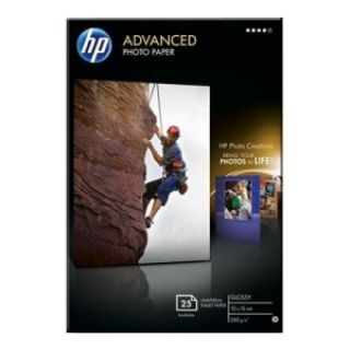 Product image of HP Advanced (10 x15cm) Glossy Photo Paper Borderless (25 Sheets) 250gsm (White)