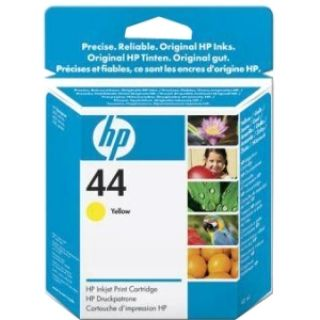 Product image of HP No.44 Yellow Ink Cartridge for DesignJet 350C, 450C, 750C and 755C
