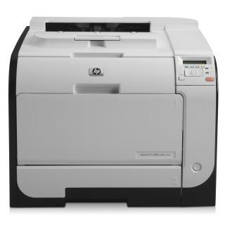 Product image of HP LaserJet Pro 400 M451nw (A4) Colour Laser Printer 128MB 20ppm (Mono) 20ppm (Colour) 40,000 (MDC)