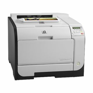 Product image of HP LaserJet Pro 400 M451dn (A4) Colour Laser Printer 128MB 20ppm (Mono) 20ppm (Colour) 40,000 (MDC)