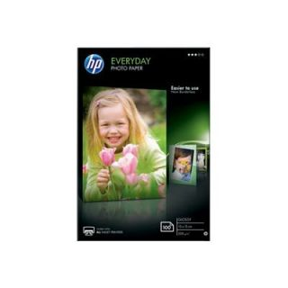 Product image of HP (10x15cm) Everyday Glossy Photo Paper (100 Sheets) 200gsm (White)