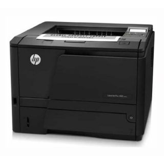 Product image of HP LaserJet Pro 400 M401d (A4) Mono Laser Printer 128MB 2-Line LCD 33ppm 50,000 (MDC)