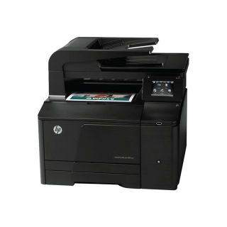 Product image of HP LaserJet Pro 200 M276nw (A4) colour Laser Multifunction Wireless Printer (Print/Copy/Scan/Fax) 256MB 8.89cm Touchscreen CGD 14ppm (Mono) 14ppm (Color) 30,000 (MDC)