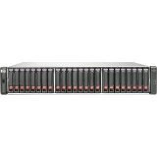 Product image of HP StorageWorks P2000 (G3) SAS MSA Dual Controller SFF Array System