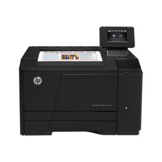 Product image of HP LaserJet Pro 200 M251nw (A4) Colour Laser Wireless Printer 128MB 3.5 inch Touchscreen CGD 14ppm (Mono) 14ppm (Colour) 30,000 (MDC)