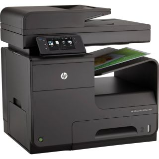 Product image of HP OfficeJet Pro X576dw (A4) Colour Inkjet Multifunction Wireless Printer (Print/Copy/Scan/Fax) 768MB 10.9cm CGD Touchscreen 70ppm (Mono) 70ppm (Colour) 75,000 (MDC)