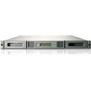 Product image of HP StoreEver 1/8 G2 LTO-6 Ultrium 6250 SAS Tape Autoloader