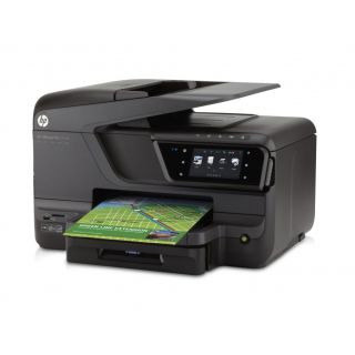Product image of HP Officejet Pro 276dw (A4) Colour Inkjet Multifunction Wireless Printer (Print/Copy/Scan/Fax) 512MB 4.3 inch CGD Touchscreen 20ppm (Mono) 25ppm (Colour) 30,000 (MDC)