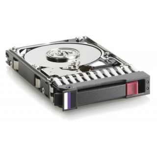 Product image of HP (4TB) Hard Drive 7200rpm SAS 6G LFF 3.5 inch SC Midline (Internal)