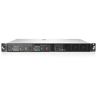 Product image of HP ProLiant DL320e Gen8 (1U) Server Xeon E3 (1220V3) 3.1GHz 4GB-U (No HDD) SATA Hot Plug B120i RAID (Matrox G200) with 300W Factory Integrated Power Supply