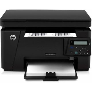 Product image of HP LaserJet Pro M125nw (A4) Mono Laser Wireless Multifunction Printer (Print/Copy/Scan) 128MB 2-Line LCD 20ppm 8000 (MDC)