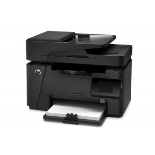 Product image of HP LaserJet Pro M127fw (A4) Mono Laser Wireless Multifunction Printer (Print/Copy/Scan/Fax) 128MB 3.0 inch Colour Touchscreen 20ppm 8000 (MDC)
