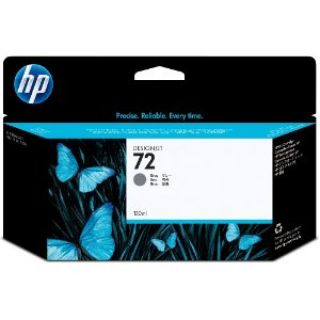 Product image of HP 72 Ink Cartridge (130 ml) with Vivera Ink (Grey)