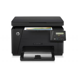 Product image of [Refurbished] HP LaserJet Pro M176n (A4) Colour Laser Multifunction Printer (Print/Copy/Scan) 128MB Mono LCD 16ppm (Mono) 4ppm (Colour) 20000 (Opened )*