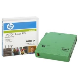 Product image of HP LTO4 Ultrium Data Tape Cartridge RW 240 MB/sec 1.6TB