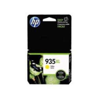 Product image of HP 935XL (Yield 825 Pages) Yellow Original Ink Cartridge for Officejet Pro 6830 e-All-in-One Inkjet Printer