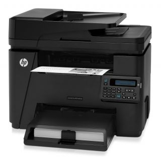 Product image of HP LaserJet Pro M225dn (A4) Mono Laser Networked Multifunction Printer (Print/Copy/Scan/Fax) 256MB 2-Line LCD 25ppm 8,000 (MDC)