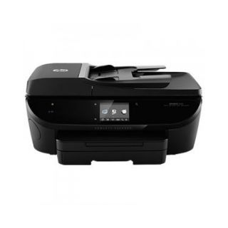 Product image of HP ENVY 7640 (A4) Colour Inkjet Wireless e-All-in-One Printer (Print/Copy/Scan/Fax) 128MB 8.89cm Touchscreen 14ppm (Mono) ISO 9ppm (Colour) ISO 1000 (MDC)