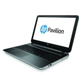 Product image of HP Pavilion 15-p115na (15.6 inch) Notebook PC Core i5 (4210U) 1.7GHz 8GB 1TB DVD±RW WLAN BT Windows 8.1 64-bit HD Graphics 4400 (Silver)