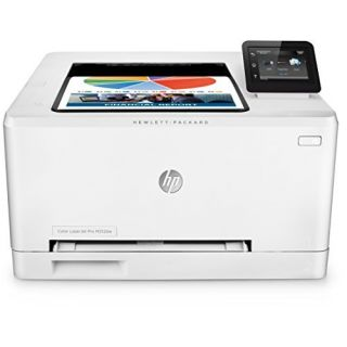 Product image of HP Color LaserJet Pro M277dw (A4) Colour Laser Multifunction Printer (Print/Copy/Scan/Fax) 256MB 7.6cm Touchscreen LCD 18ppm (Mono) 18ppm (Colour) 30,000 (MDC)