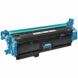 Product image of HP 201X (Yield 2,300 Pages) High Yield Original Cyan LaserJet Toner Cartridge for Color LaserJet Pro M525n/M525dw/M277n/M277dw Printers
