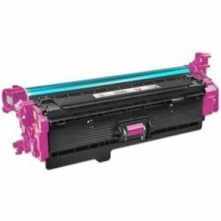 Product image of HP 201X (Yield 2,300 Pages) High Yield Original Magenta LaserJet Toner Cartridge for Color LaserJet Pro M525n/M525dw/M277n/M277dw Printers