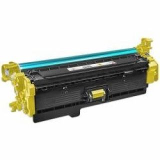 Product image of HP 201A (Yield 1,400 Pages) Original Yellow LaserJet Toner Cartridge for Color LaserJet Pro M252dw/M252n/M274n/M277dw/M277n Printers