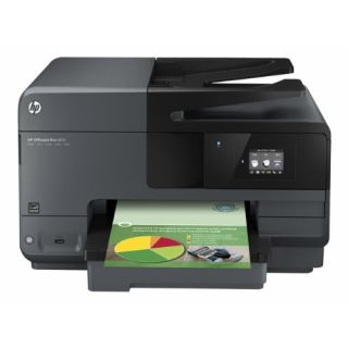 Product image of HP Officejet Pro 8610 (A4) Colour Inkjet Wireless e-All-in-One Printer (Print/Copy/Scan/Fax/Web) 128MB 19ppm (Mono) 14.5ppm (Colour) 30000 (MDC)*