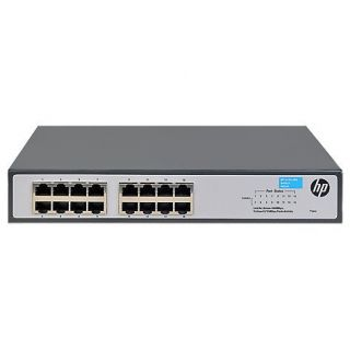 Product image of HP 1420-16G (GbE) Unmanaged Ethernet Network Switch