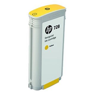 Product image of HP Suppl HP Ink Cartridge/728 130ml DJ Yellow