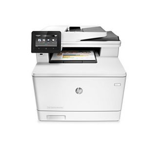 Product image of HP CF378A HP Color LaserJet Pro MFP M477fdn
