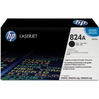 Product image of HP 824A Black Imaging Drum (Yield 23,000) for LaserJet CP6016 CM6030mfp and CM5040mfp Printers