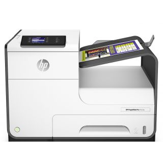 Product image of Hewlett Packard HP PageWide Pro 452dw inkjet D3Q16B (A4, Printer, Duplex, WLAN, NFC, ePrint, AirPrint, USB, 55 Pages/Min.)