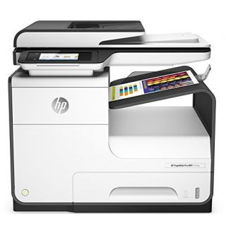 Product image of HP PageWide Pro MFP 477dw